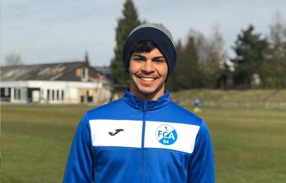 Após passagens por equipes do interior paulista, talento tocantinense chega ao futebol alemão