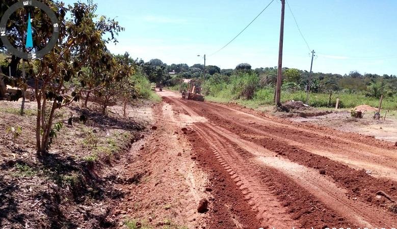 Prefeitura de Dois Irmãos intensifica recuperação de estradas vicinais