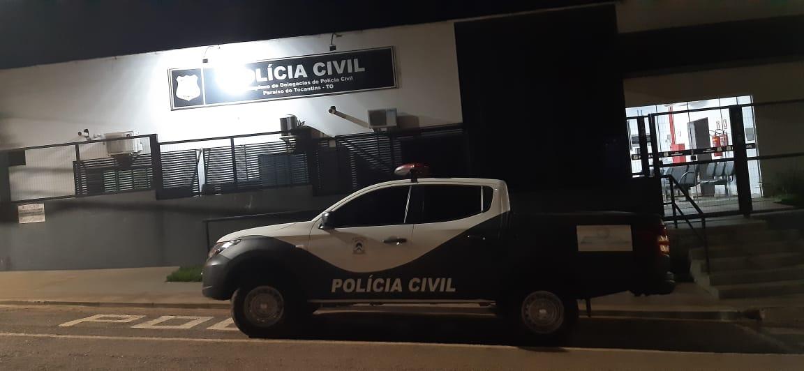 """Polícia Civil realiza operação """"Reforço de Segurança"""" em Paraíso do Tocantins"""