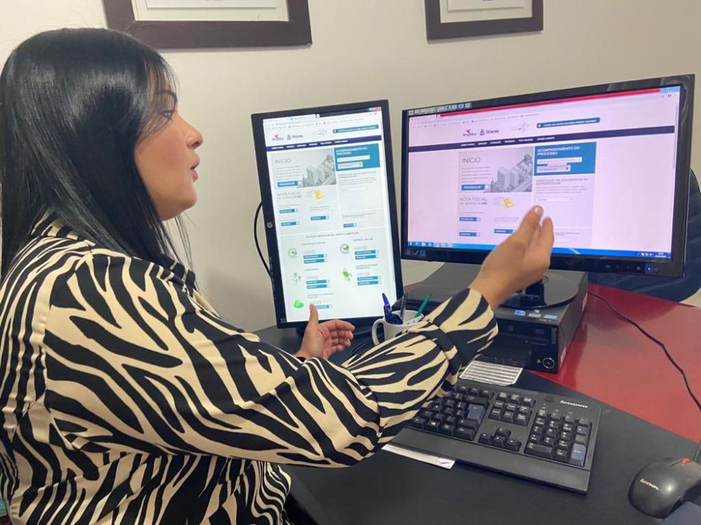 Principais processos de registro comercial podem ser feitos pela internet via Simplifica Tocantins