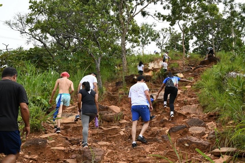 Prefeitura de Paraíso anuncia o desligamento das luzes da Serra do Estrondo para evitar aglomeração