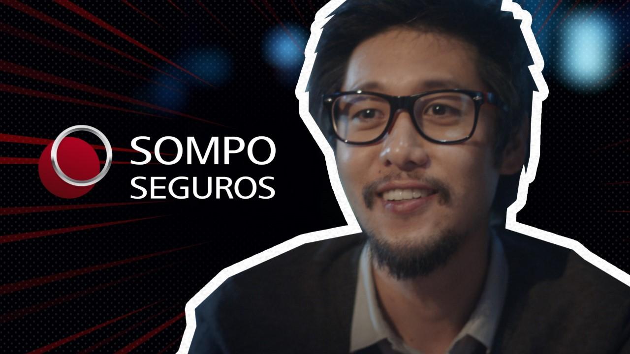 Sompo Seguros investe em campanha de abrangência nacional com foco em brand awareness