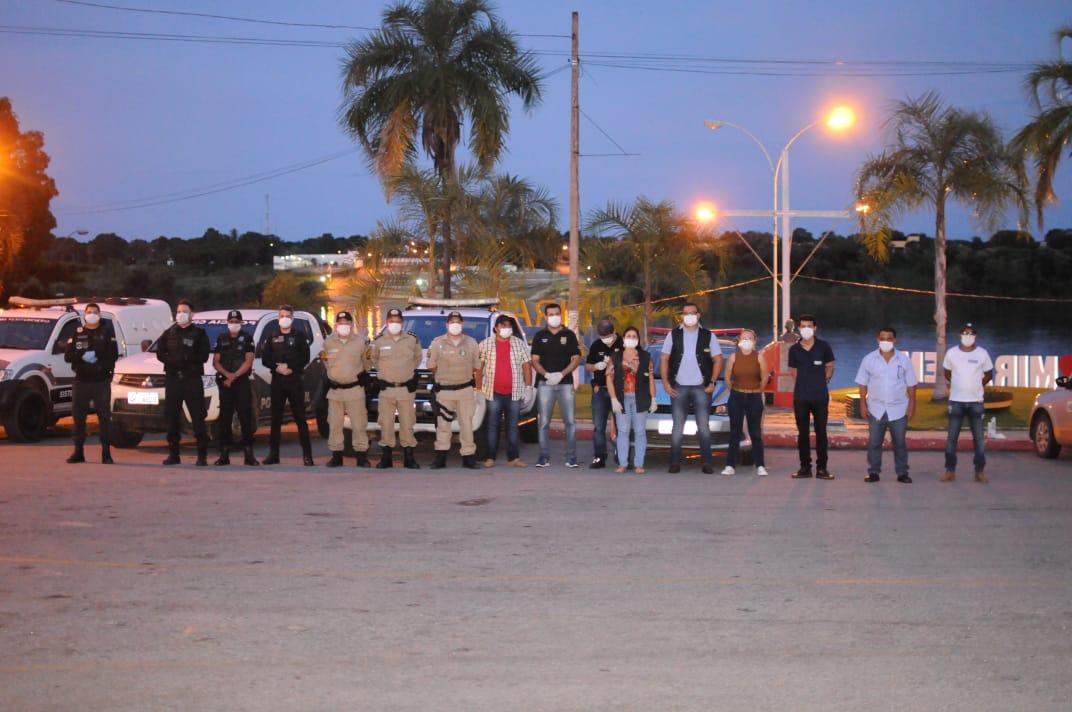 Prefeitura de Miracema flexibiliza abertura do comércio, mas intensifica fiscalização às medidas adotadas em prevenção ao coronavírus