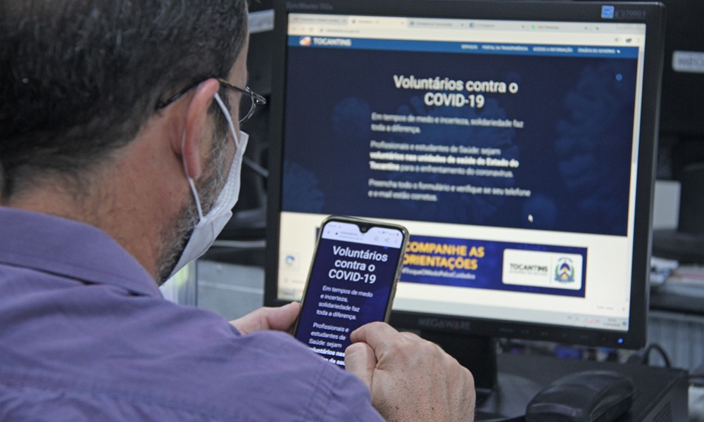 Carlesse convida profissionais e estudantes de saúde para atuarem como voluntários durante pandemia