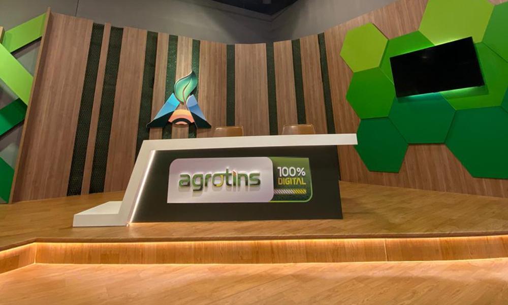 Com estrutura de ponta, Agrotins 2020 100% Digital aproxima o campo ao público diverso