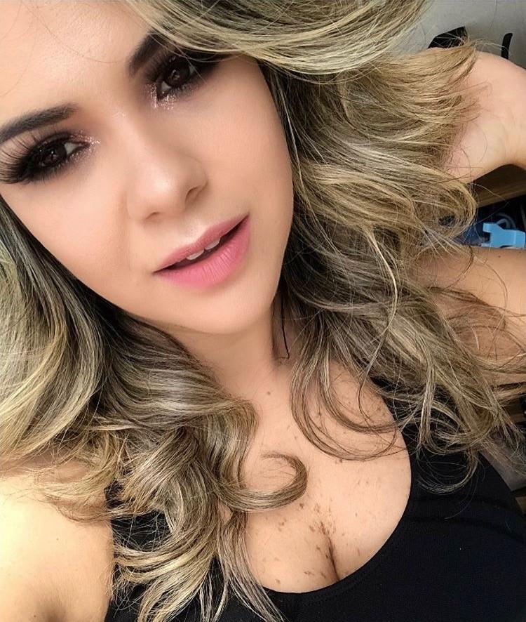 Maquiadora das musas, Paloma Castro publica fotos nas redes sociais e relembra vida antes da quarentena