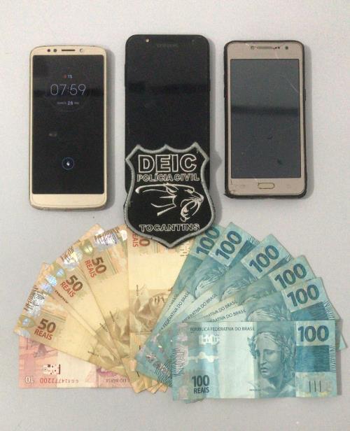 Polícia Civil prende três suspeitos por tráfico de drogas em Gurupi e Formoso do Araguaia