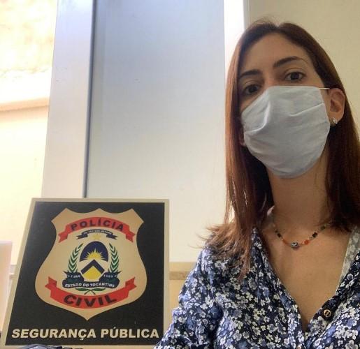 Redução de boletins de ocorrência na Delegacia da Mulher deve-se ao isolamento social com os próprios agressores, relata delegada-chefe da 1ª DEAM de Palmas