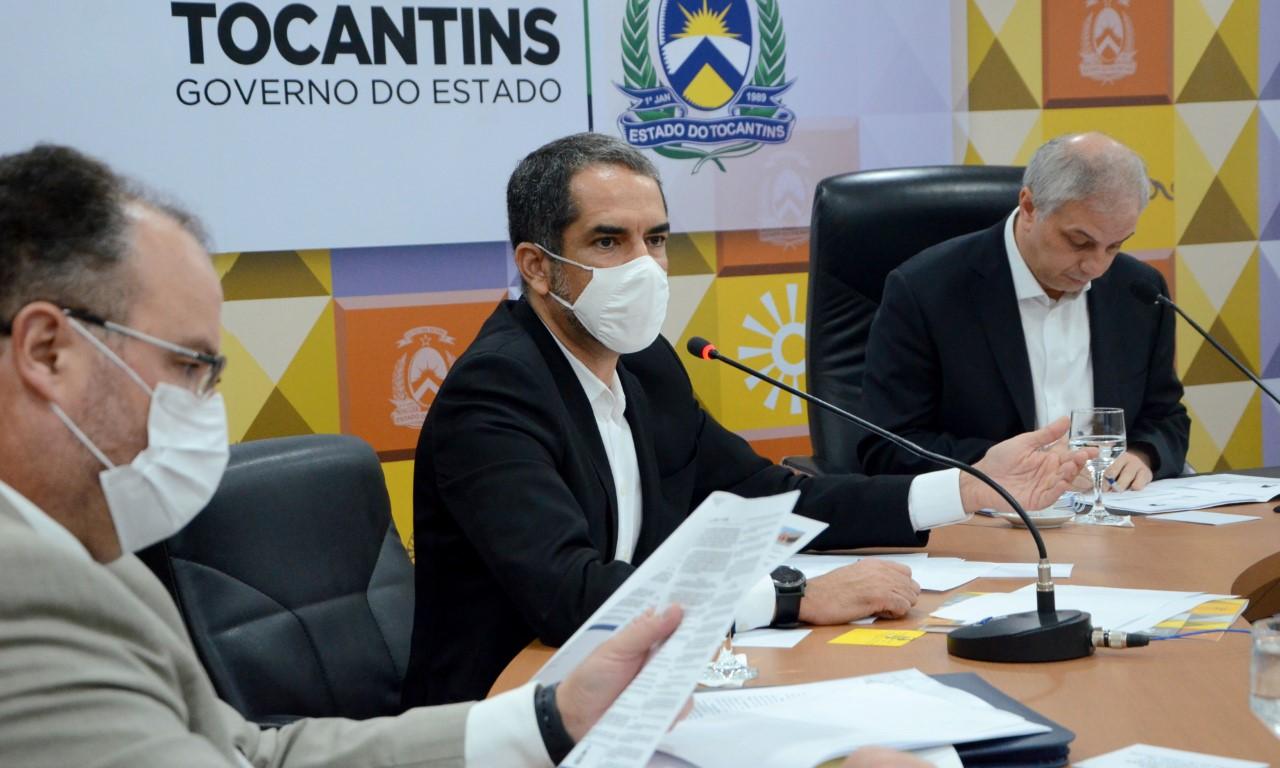 Conselho de Parcerias e Investimentos do Governo do Tocantins delibera sobre matérias, aprova regime interno e realização de estudos