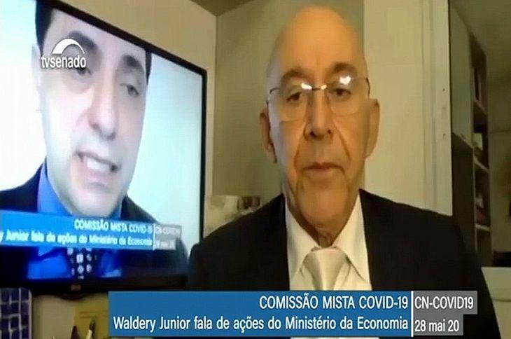 Secretário de Fazenda admite prorrogação de auxílio emergencial no valor de R$ 200