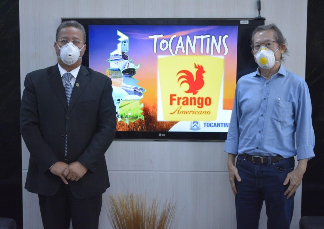 Frango Americano projeta crescimento de 30% com apoio do Governo do Tocantins