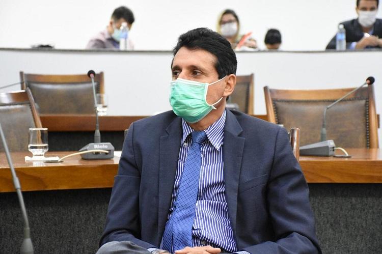 Deputado Nilton Franco destina emenda para aquisição de nova ambulância em Pium