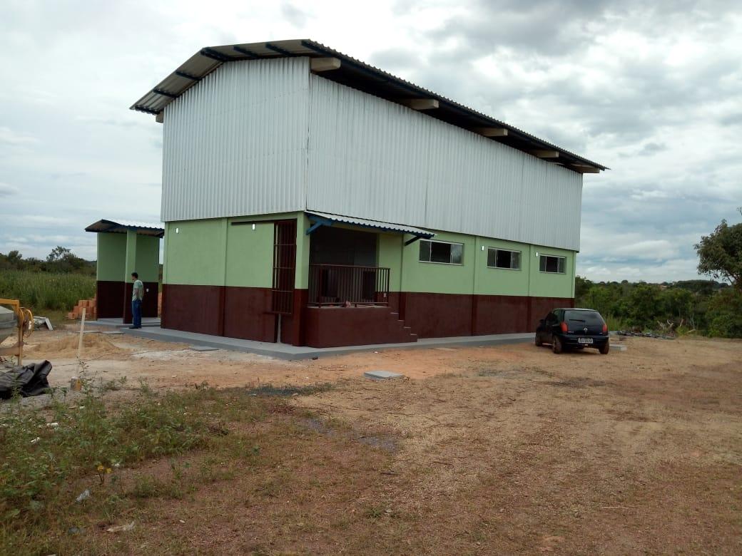 Prefeitura de Dois Irmãos conclui primeira etapa da construção do abatedouro municipal