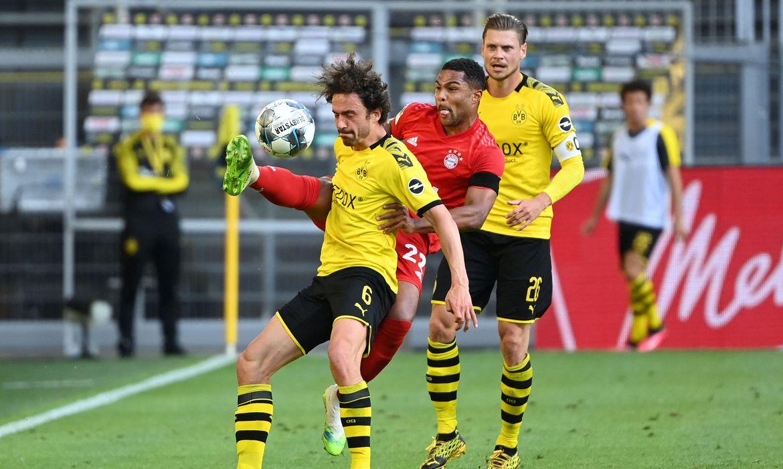 Bayer derrota Borussia e dispara rumo ao octacampeonato alemão