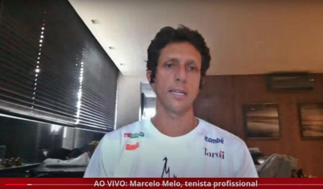 Marcelo Melo define planejamento de treinos em Belo Horizonte