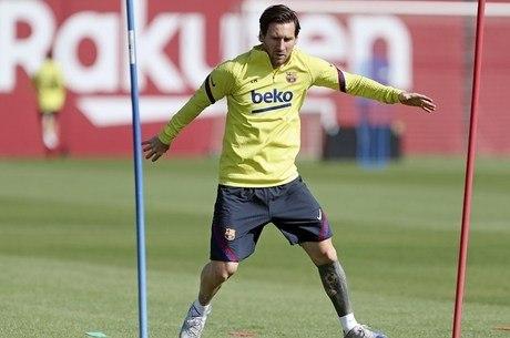 """""""Estou ansioso para voltar a competir"""", diz Messi em entrevista"""