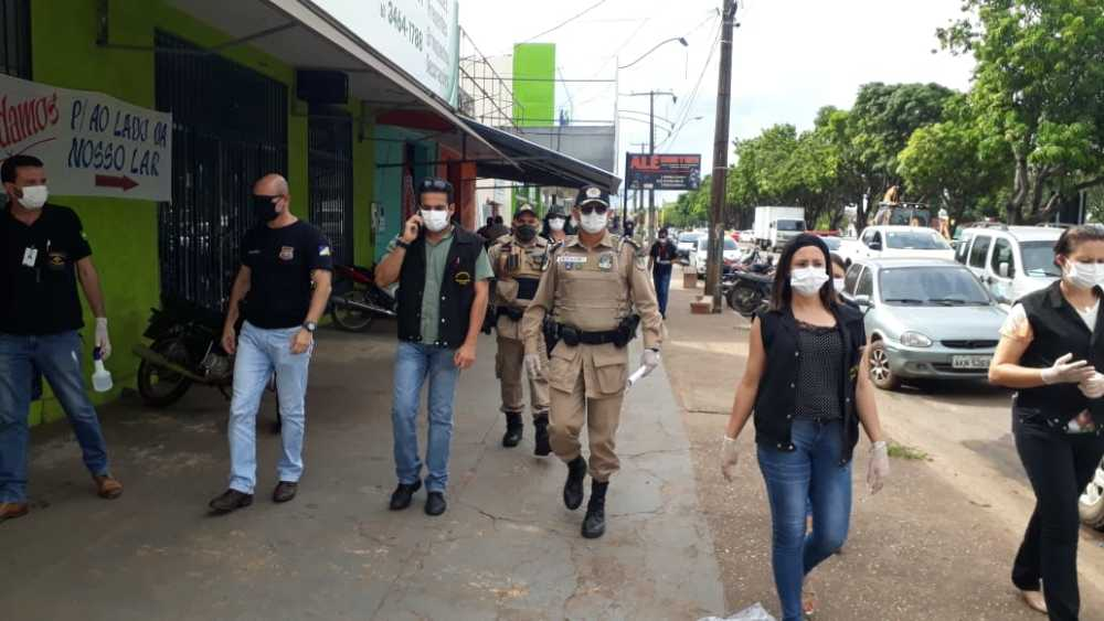 Polícia Militar divulga balanço da operação Lockdown no Tocantins