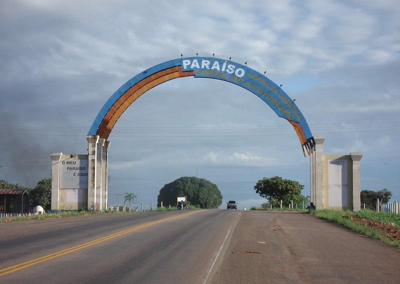 Assembleia legislativa reconhece calamidade pública em Paraíso do Tocantins