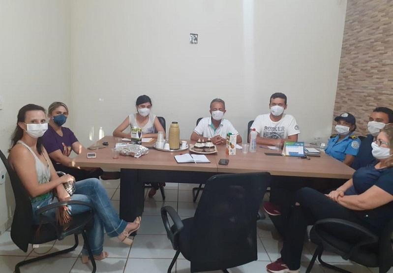 Coronavírus: Prefeitura de Lagoa da Confusão prorroga decreto e anuncia novas medidas, entre elas, interdição da orla