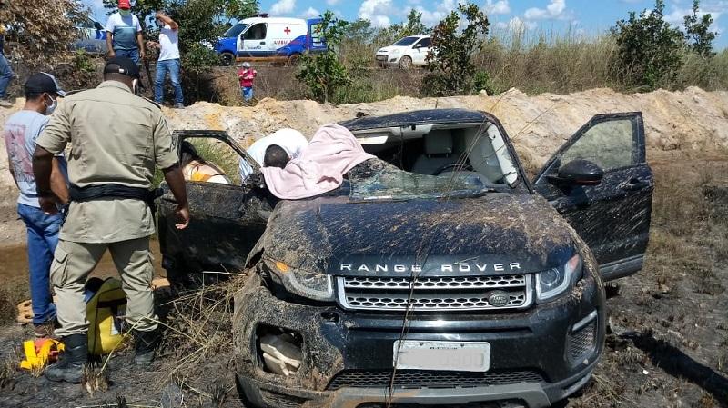 Criança morre em acidente na TO-080 entre Divinópolis e Marianópolis – TO
