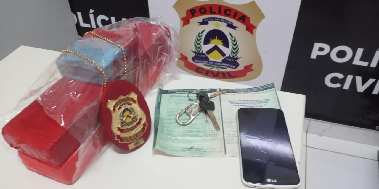Ação conjunta da Polícia Civil e do Exército Brasileiro resulta na prisão de dois homens suspeitos por tráfico de drogas em Pedro Afonso
