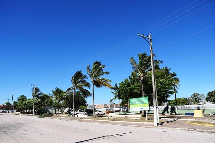 Praça da Saudade em Paraíso receberá novos postes de luz, com lâmpadas de led