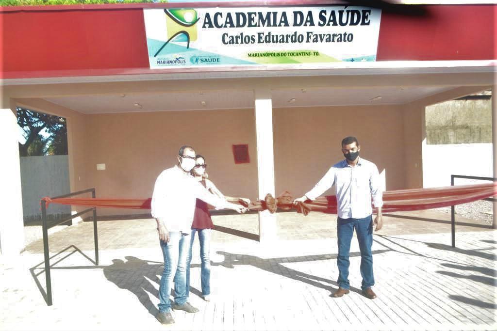 Na contramão da crise, Marianópolis inaugura obras no 31º aniversário da cidade