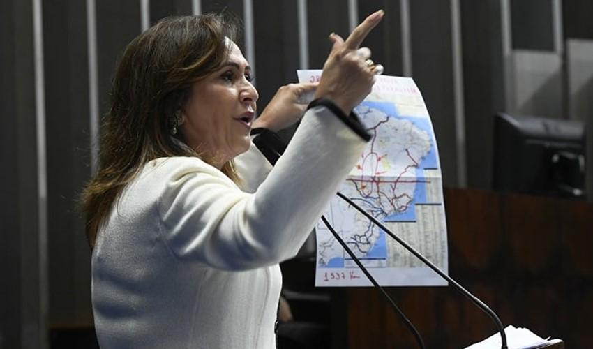 Kátia Abreu cobra investimento em infraestrutura para alavancar turismo no Tocantins