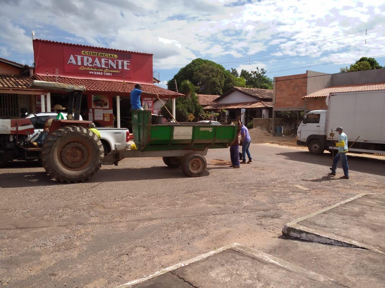 Prefeitura de Dois Irmãos retoma operação tapa-buracos