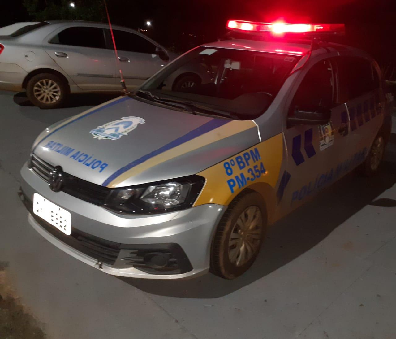 Condutor envolvido em acidente com vítima fatal na TO-080 era foragido da justiça no RN; suspeito é preso pela PM