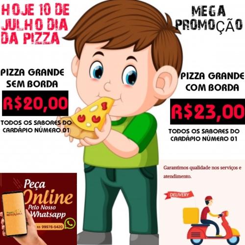 Pizzaria Serrana comemora Dia da Pizza com grande promoção em Paraíso; confira!