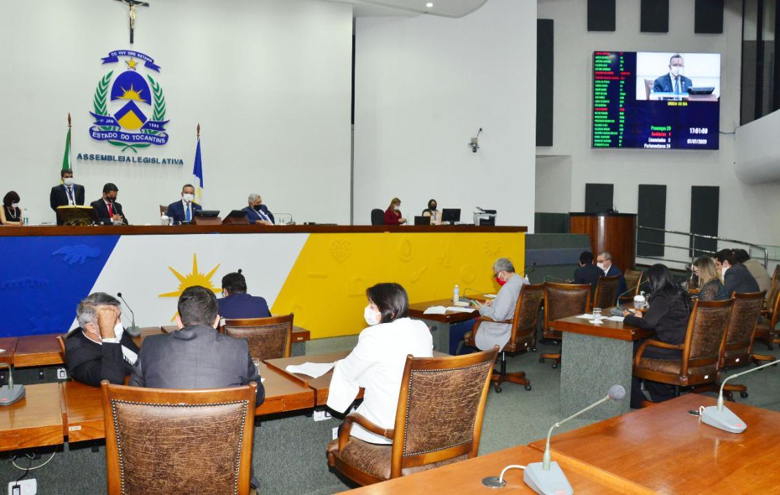 Assembleia encerra primeiro semestre após diversas matérias aprovadas