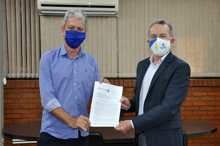 Termo de Compromisso de Gestão do terminal rodoviário de Dois Irmãos foi renovado pela Agência Reguladora