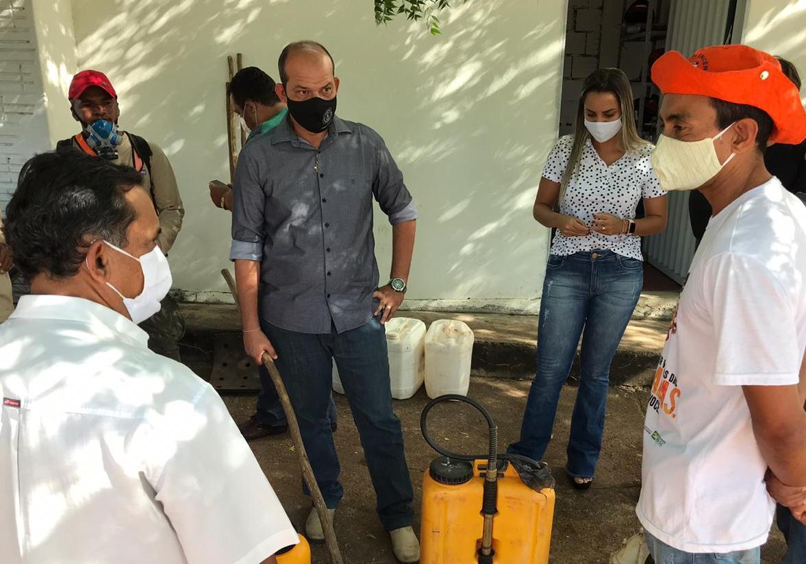 Prefeitura de Miracema restabelece Brigada de Prevenção, Controle e Combate ao Fogo