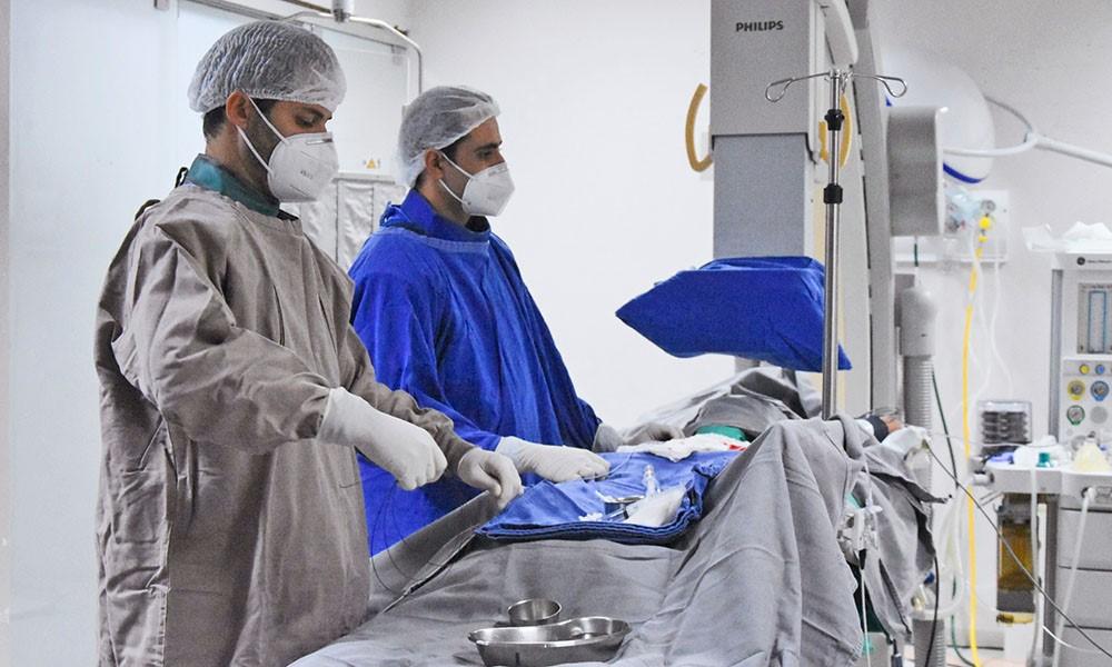 Governo do Tocantins realiza procedimento cardíaco inédito no Hospital Geral de Palmas