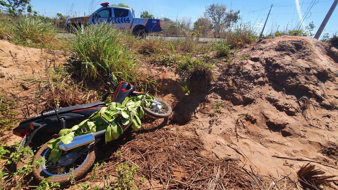 PM recupera quatro motos roubadas em Araguaína