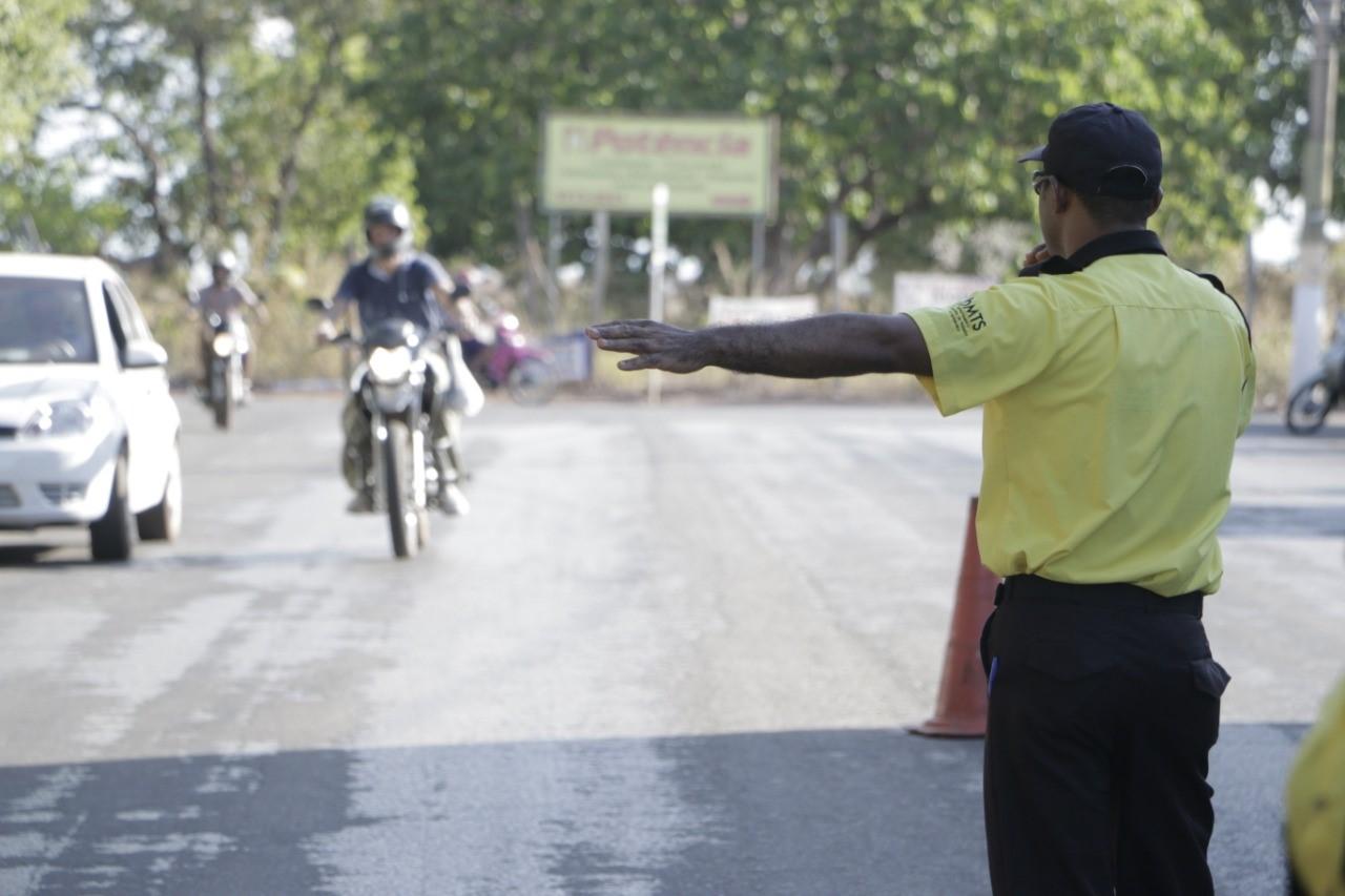 Gurupi moderniza sistema de gestão de trânsito