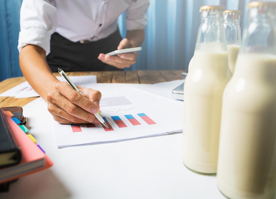 Comportamento do mercado de leite no Brasil reflete desajuste entre oferta e demanda