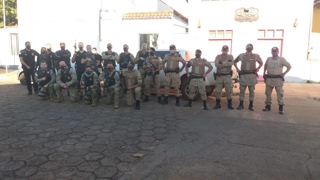 Polícia Civil do Tocantins realiza operação contra tráfico de drogas em Natividade e Chapada da Natividade
