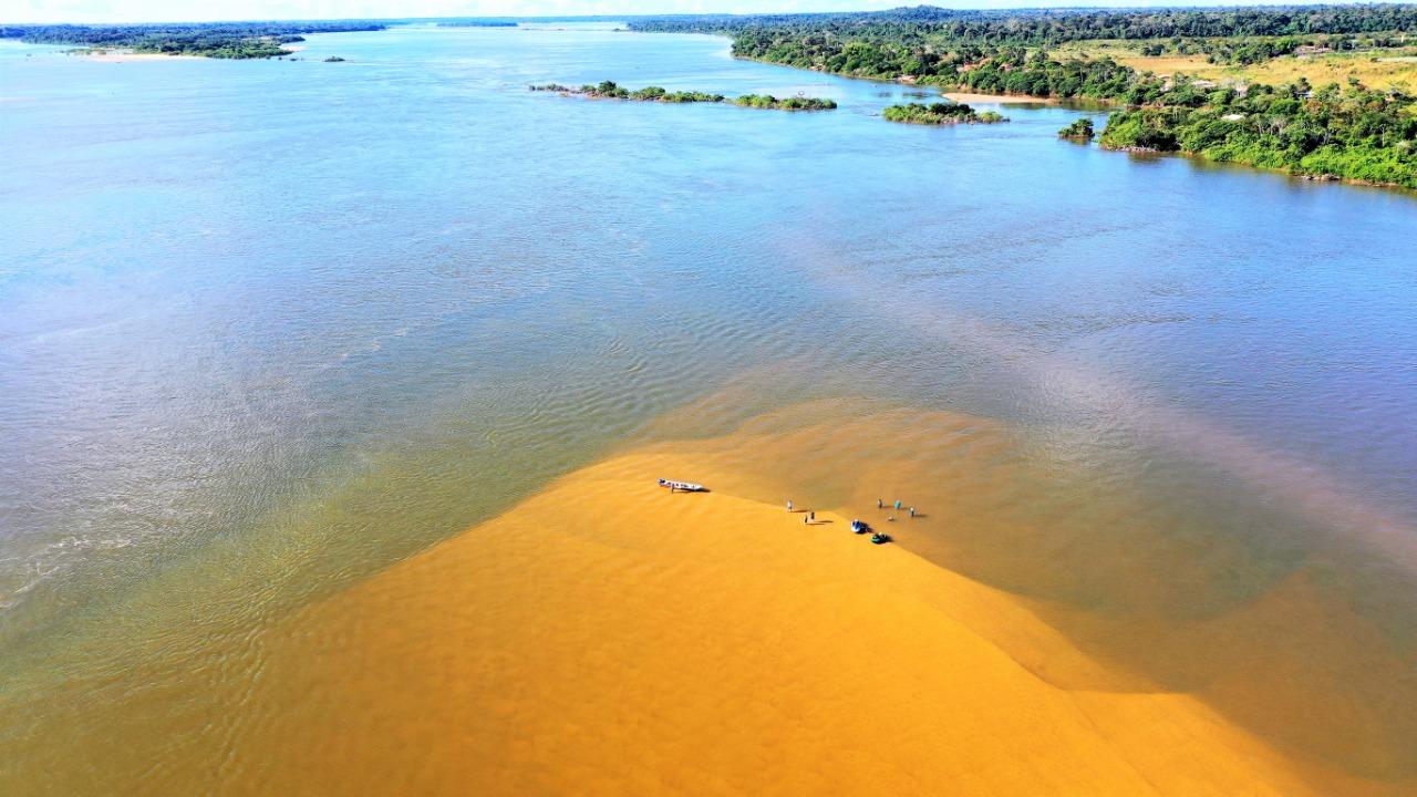 Prefeitura de Araguaína orienta sobre uso de praias na região do Garimpinho