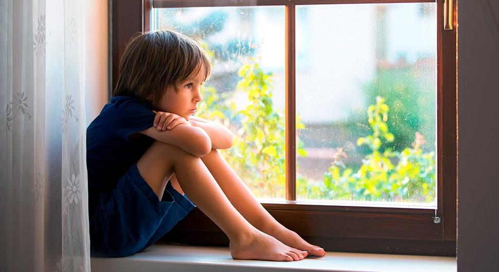 Depressão infantil pode atrapalhar o aprendizado da criança