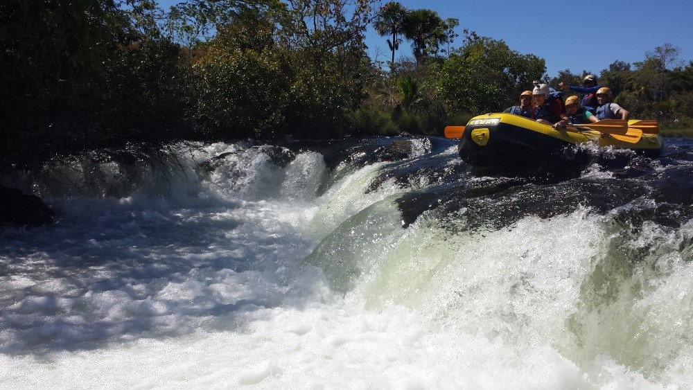 Monumento Natural Canyons e Corredeiras do Rio Sono completa oito anos de criação