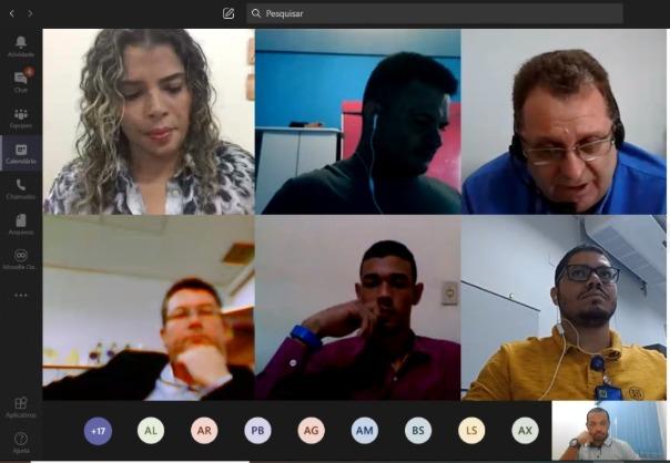 Empresários de Pedro Afonso participam de seminário online para acesso ao crédito