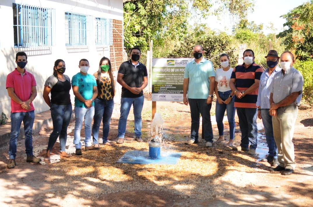 Prefeito de Miracema entrega melhorias ao Assentamento Breijnho e anuncia ações na Serra da Lopa e Irmã Adelaide