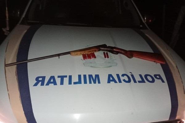 Suspeito de tentativa de homicídio em pescaria morre após troca de tiros com a PM, no norte do Tocantins