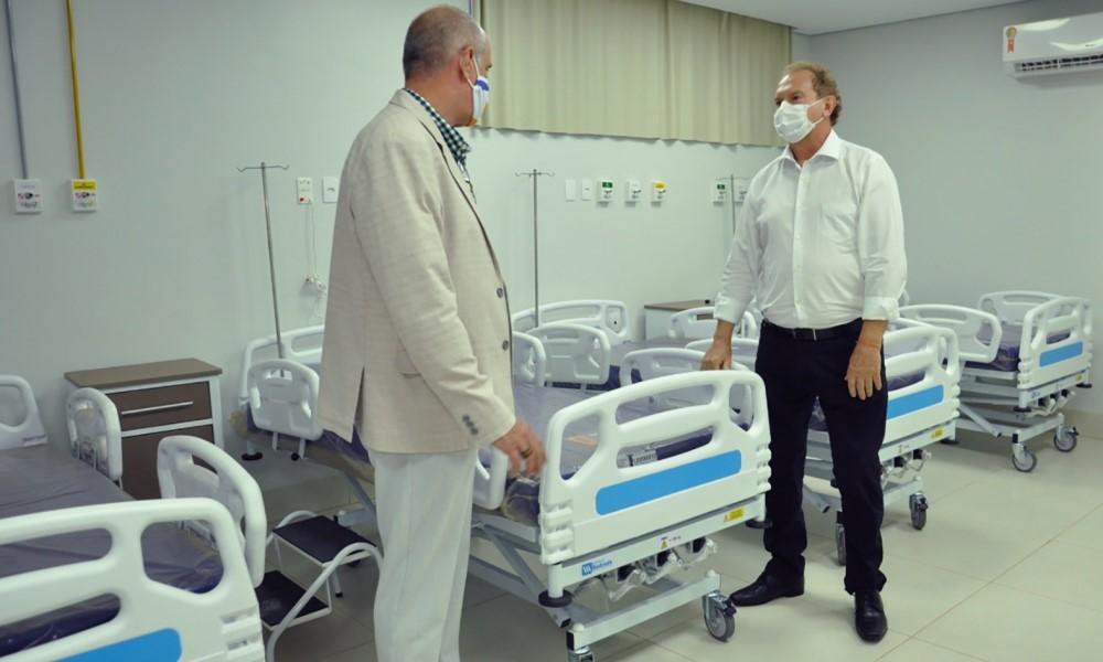 Segundo levantamento nacional, Tocantins é estado que mais investe recursos em Saúde durante a pandemia