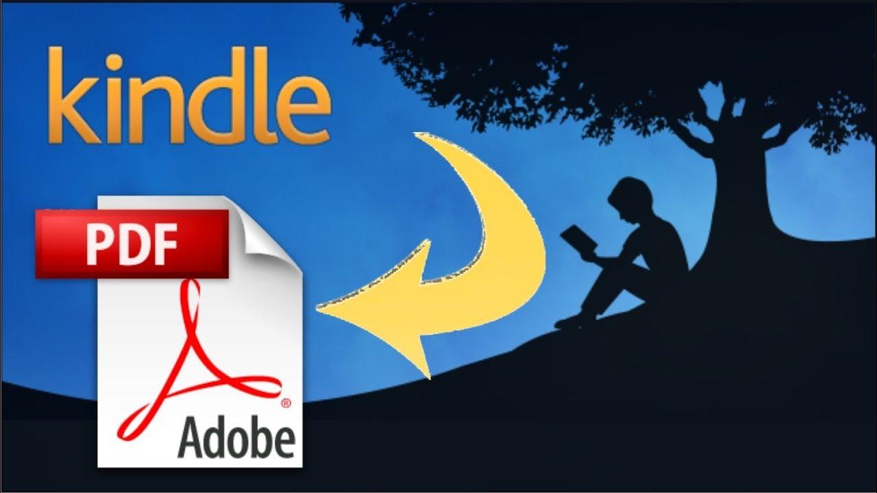 Saiba como converter um livro do Kindle em PDF