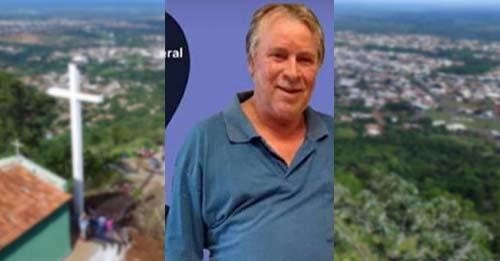 Ex-secretário de Administração de Paraíso é a 17ª vítima do novo coronavírus no município