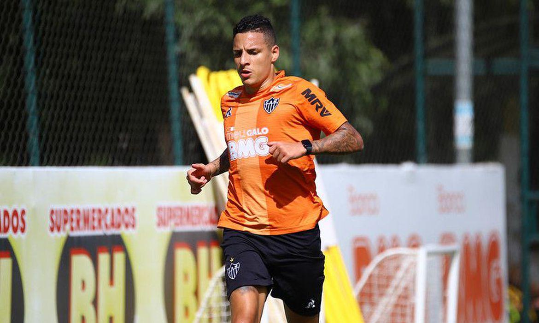 Arana projeta boa estreia do Atlético-MG contra o Fla no Brasileirão