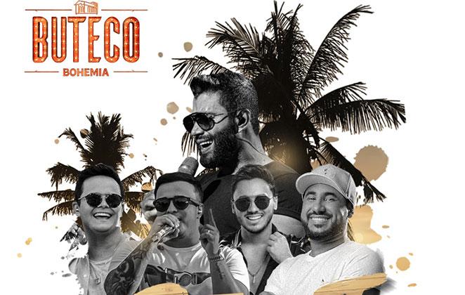 Ao vivo: Veja live de Gusttavo Lima com Matheus & Kauan, Rai Saia Rodada e Wallas Arrais